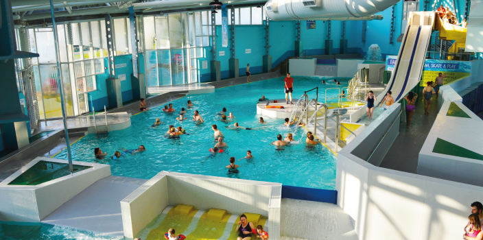 Dome leisure complex