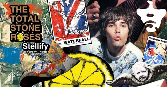 The Total Stone Roses +OaysisImage