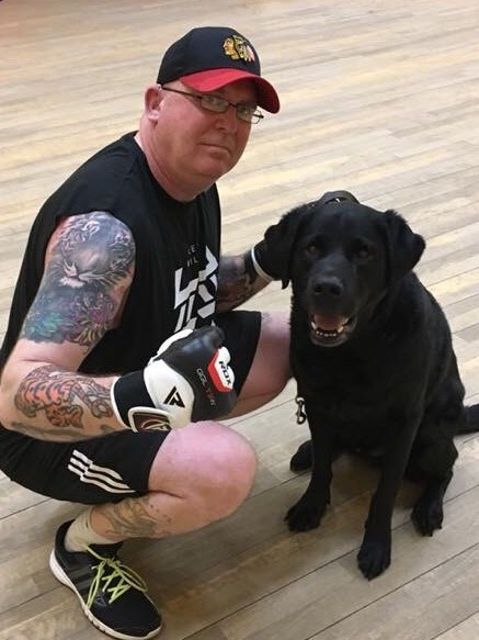 Bowling challenge set by Deaf blind Doncaster man to raise money for Guide Dogs