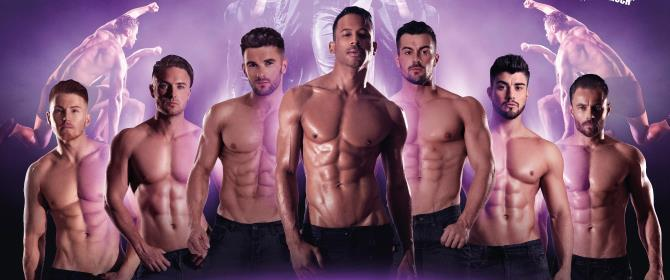 The World Famous Dreamboys 2020Image
