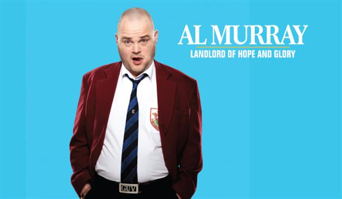 Al Murray: Landlord of Hope and Glory Image