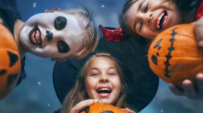 Pumpkin Playzone PartyImage