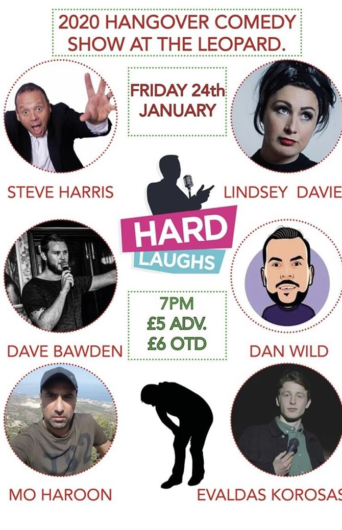 Hard Laughs Comedy ClubImage